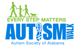 Virtual Alex City Autism Walk