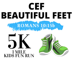 CEF Beautiful Feet 2020