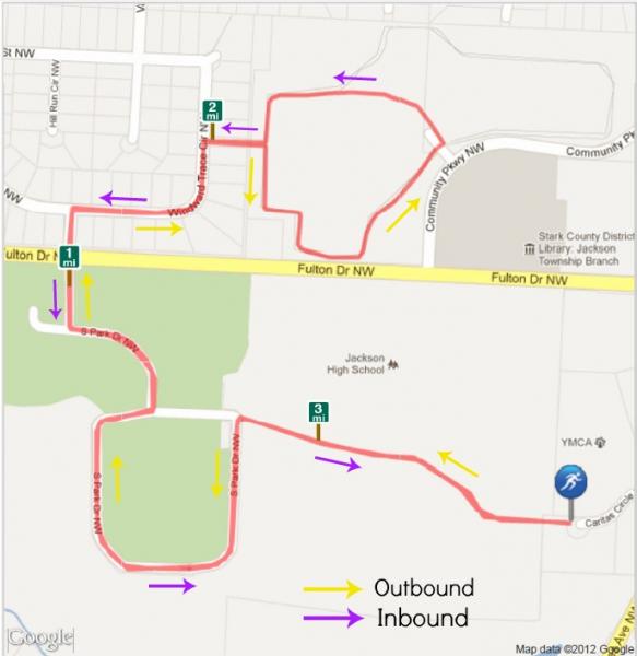 Stephen's Sunrise Pi Mile (5K) Run