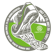 2nd Annual Global Virtual Run / Walk to End Homelessness