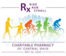 RX Ride, Run & Stroll