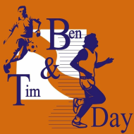 Ben and Tim Day - Virtual Run