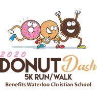Donut Dash 5k and 1M Kids Fun Run