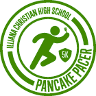 Illiana Pankcake Pacer 5k Run/Walk