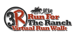Virtual Run For The Ranch