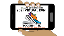 Bookin' It VIRTUAL 5K