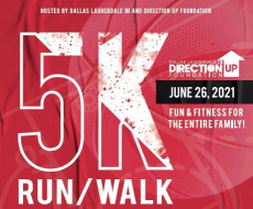 Direction Up Foundation 5K Run/Walk