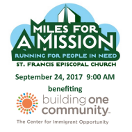 5th Annual Miles for a Mission 5K Run/Walk
