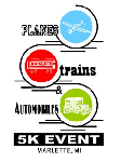 PLANES TRAINS & AUTOMOBILES 5K EVENT