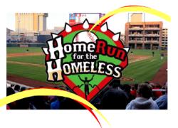 Homerun for the Homeless/Race sponsored by Marathon Petroleum