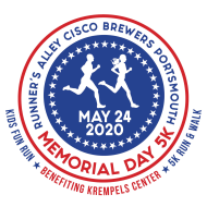 Runner's Alley Cisco Brewers Portsmouth Memorial Day 5K