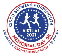 Virtual Cisco Brewers Portsmouth Memorial Day 5K
