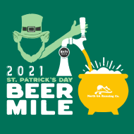 St. Patrick's Day Beer Mile