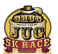 Chug for the Jug 5K, presented by the Crooked Road Running Club