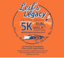 Leif's Legacy, 5k Run/Walk: NEW JERSEY