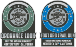 Fort Ord & Ordnance 100K - 2020