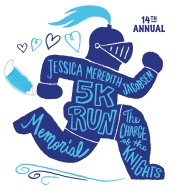 Jessica Meredith Jacobsen Memorial 5k and Fun Walk - IN PERSON!