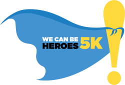 We Can Be Heroes 5k and Kids Fun Run