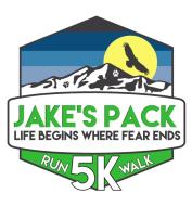 Jake's Pack 5K Trail Run and Walk