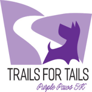 Trails For Tails Purple PAWS 5K