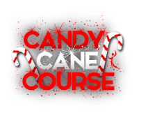 Candy Cane Course Virtual Race
