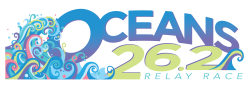 Oceans 26.2 Relay Race