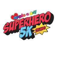 Apple A Day Superhero 5k