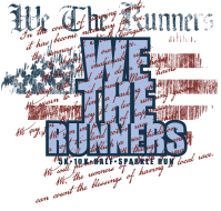 We The Runners Half Marathon 10k/5k and Sparkler Trot