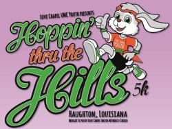 Hoppin thru the Hills 5k