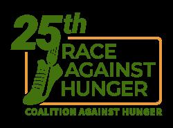 The 25th Annual Race Against Hunger Virtual 5K Run/Walk