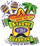 Fiesta De Mayo VIBE Stache Dash 5K Beach Run
