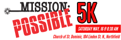 Mission Possible 5K - CANCELED