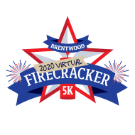 Brentwood Firecracker Virtual 5K