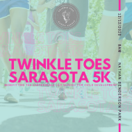 Twinkle Toes Sarasota 5K