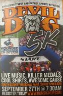 Devil Dog 5K Run/walk