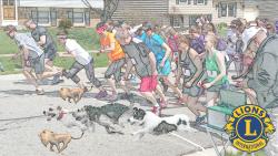 Pickerington Paws Run/Walk