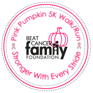 Pink Pumpkin Virtual Walk/Run