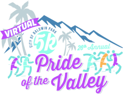 Pride of the Valley 5K-VIRTUAL RUN