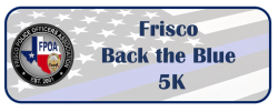 Frisco Back the Blue 5K (Virtual)