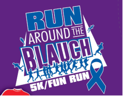 Run Around the Blauch 5k/1 mile