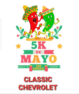 5K De Mayo VIRTUAL RUN