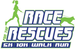 Race for the Rescues 5k/ 10k
