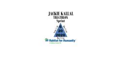 Jackie Kallal Triathlon