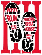 1891 Fredonia Opera House Run