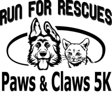 Paws and Claws Virtual 5K
