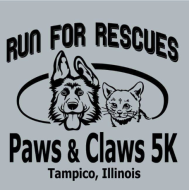 Paws and Claws 5K