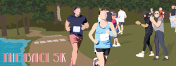 The Baci 5K at Peace Valley Park