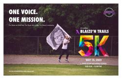 Blaize'n Trails 5k