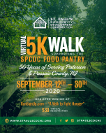 A Walk to Fight Hunger (Virtual 5K)