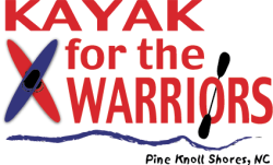 Kayak for the Warriors Kayak/Paddleboard Race
